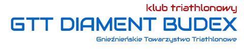 """GTT Diament - Gnieźnieńskie Towarzystwo Triathlonowe """"DIAMENT"""","""